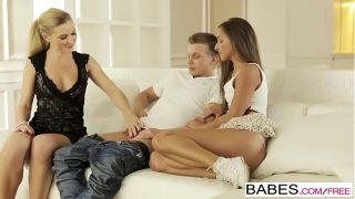 Babes – Step Mom Lessons – Amirah Adara and Angel Snow and Mark – Lessons